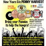 Penny Harvest New Years Eve Buffalo Billiards
