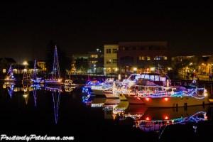 Petaluma Lighted Boat Parade-30