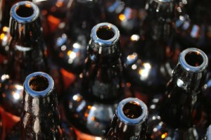Revive Brands has found that 75 percent of its bottles are returned for reuse. Revive Brands Returned Bottles By Jeff QuakenBush North Bay Business Journal