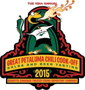 2015 Great Petaluma Chili Cookoff