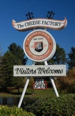 Marin French Cheese Sign