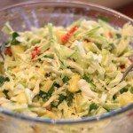 Laurie Figone's Crowd Pleasing Slaw