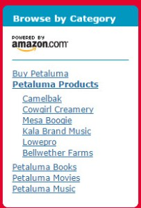 Amazon Browser Categories