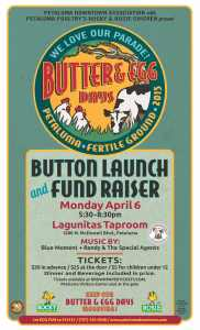 Butter & Egg Days Fundraiser