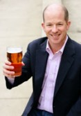 "President & Publisher Chris Rice ""All About Beer"""