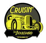 Cruisin On The Boulevard