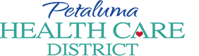 Petaluma Health Care District logo