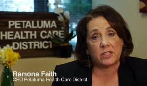 Romona Faith Petaluma Health Care District