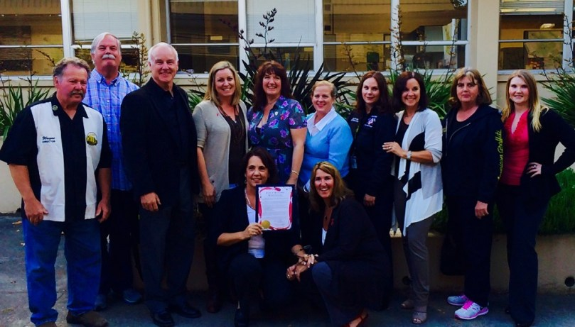 HSC Designation - Group Photo