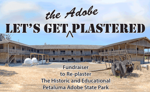 Let's Get Petaluma Adobe Plastered