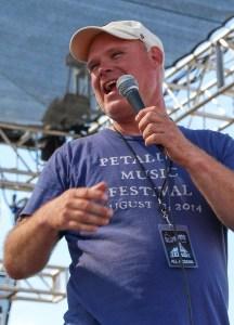 Cliff Eveland Petaluma High School Petaluma Music Festival 2015
