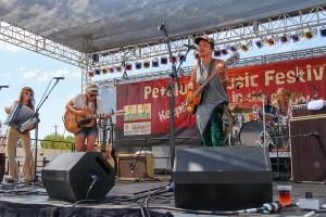 Petaluma Music Festival 2015