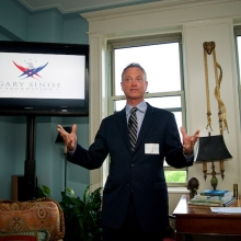 Gary Sinise Foundation Action New York
