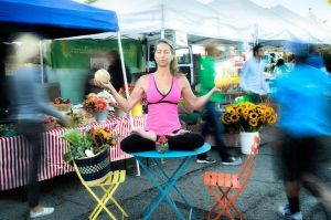 Petaluma Farmer Market Photo By Gary Yost