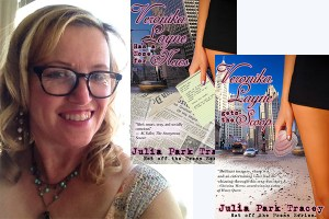 Julia Park Tracey Author Veronika Layne Series at Copperfields in Petaluma Ca