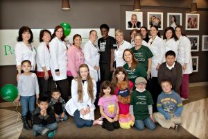Petaluma Dental Group Giving Kids Smiles 2015