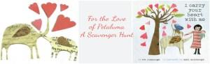 For the Love of Petaluma Scavenger Hunt