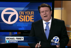 Michael Finney 7 On Your Side ABC