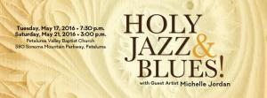 Holy Jazz & Blues