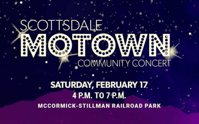 Scottsdale and the Motown Sound!