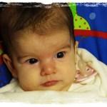 Quarter Birthday (Happy Three Months, Cecily!)