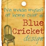 Guest Posting at Blue Cricket Design