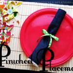 Pinwheel Placemat Tutorial
