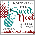 Recipes in a Jar with FREE Printables + A Giveaway! (Swell Noel #19)