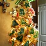 Advent Cookie Tree