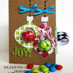 Sliding Door Gift Card Holders