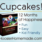 Cupcakes! 12 Months of Happiness Giveaway