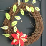 Summer Blossom Wreath