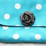 Elegant Wristlet Clutch Pattern + Tutorial