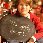 Chalkboard Christmas Wish List Photo Idea (Christmas Photo Tips)
