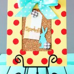 Framed Corkboard Display Craft :: PositivelySplendid.com