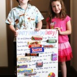 Kid-Made Candygram Gift Idea