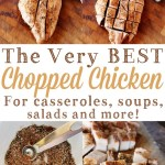 How to Make the Best Chopped Chicken