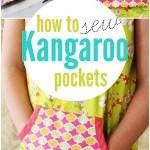 How to Sew a Kangaroo Pocket