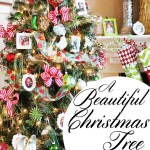 How to Decorate a Christmas Tree in 10 Easy Steps #MichaelsMakers