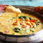 Easy Veggie Queso #QuesoforAll