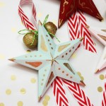 Shooting Star Christmas Ornaments