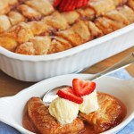 Strawberry Dumpling Recipe #HEBMoms