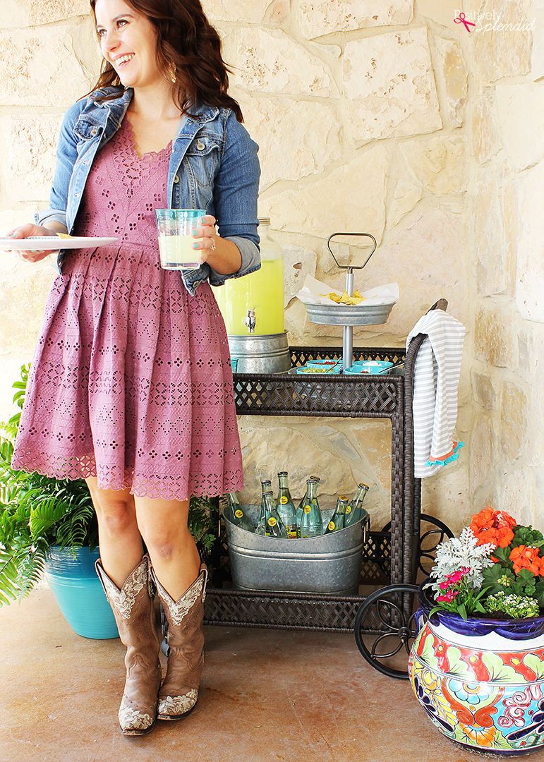 5 Smart Tips for Easy Outdoor Entertaining #BHGLiveBetter