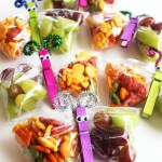 Fun Edible Craft for Kids: Butterfly Snack Bags!