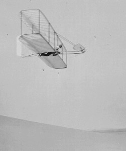 Wright Brothers Initial Plane