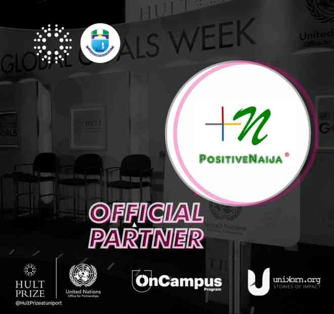 PositiveNaija Hult media partner