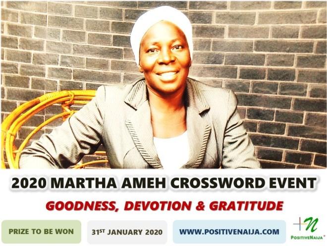 Martha Ameh