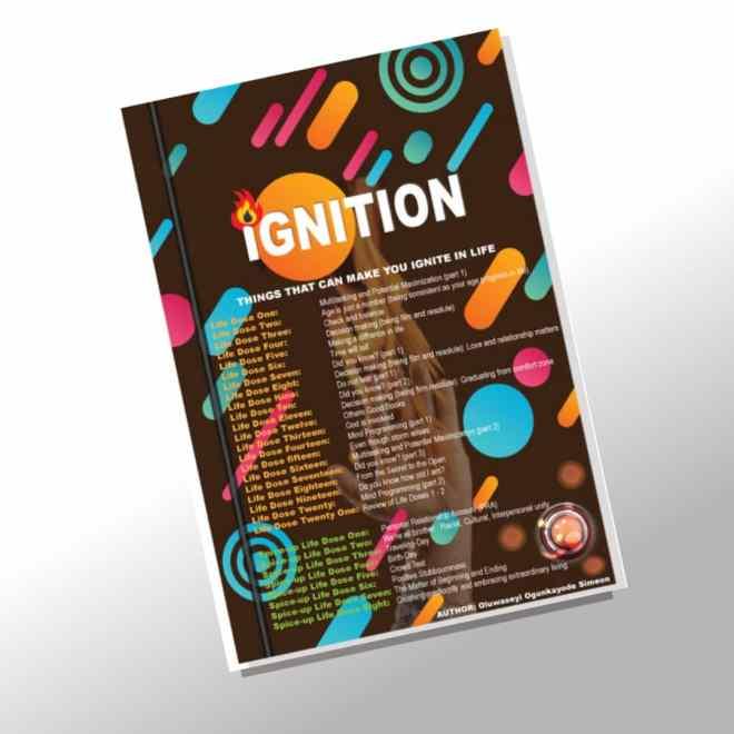 Oluwaseyi Ogunkayode Simeon: Ignition (E-book)
