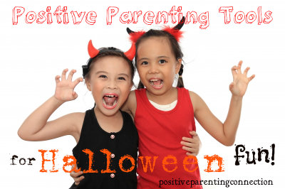 Discipline Tips & Halloween Treats