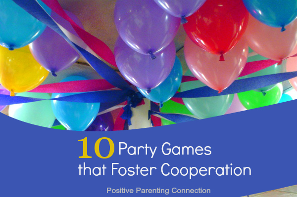 10 Party Games that Foster Cooperation